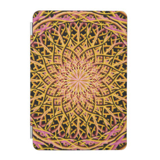 Autumn Star Mandala iPad Mini Cover