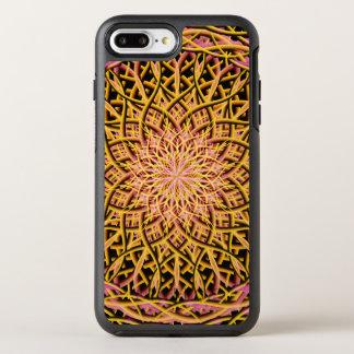Autumn Star Mandala OtterBox Symmetry iPhone 7 Plus Case