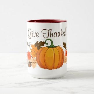 Autumn Still Life Mug