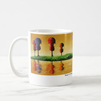 Autumn Strings Coffee Mug