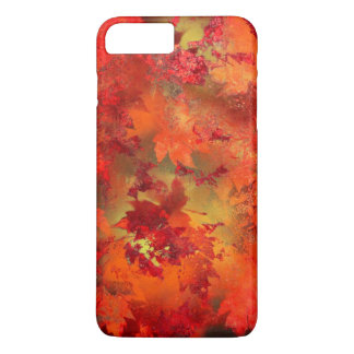 """Autumn Sun"" Abstract Painting Phone Case"
