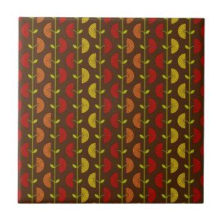 Autumn Theme Patterns Ceramic Tiles