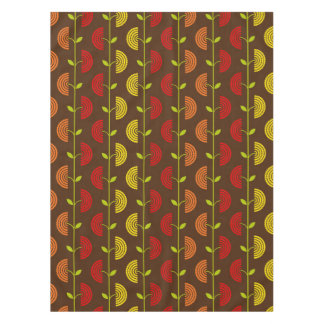 Autumn Theme Patterns Tablecloth