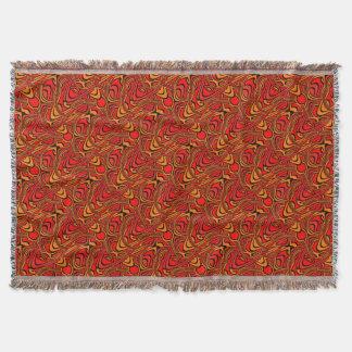 Autumn Throw Blanket
