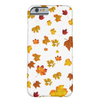 autumn time barely there iPhone 6 case