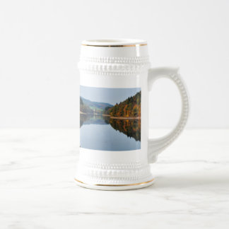 Autumn to the Aggertalsperre Beer Stein