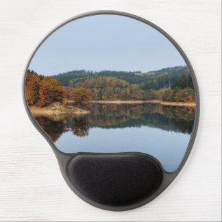 Autumn to the Aggertalsperre Gel Mouse Pad