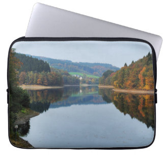 Autumn to the Aggertalsperre Laptop Sleeve