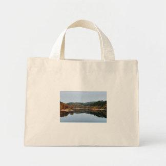 Autumn to the Aggertalsperre Mini Tote Bag