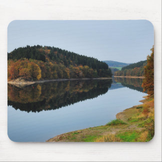 Autumn to the Aggertalsperre Mouse Pad