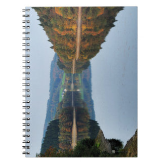 Autumn to the Aggertalsperre Notebook