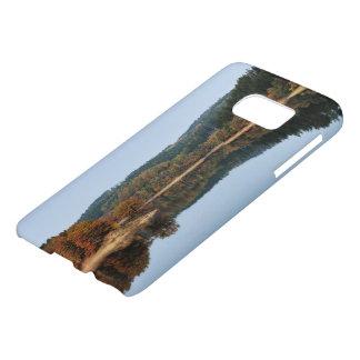 Autumn to the Aggertalsperre Samsung Galaxy S7 Case