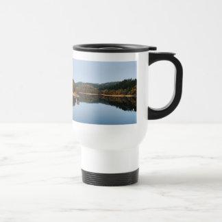 Autumn to the Aggertalsperre Travel Mug