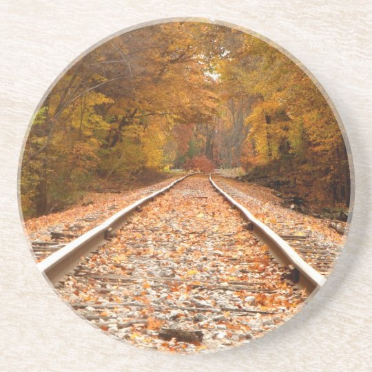 Autumn Tracks coaster