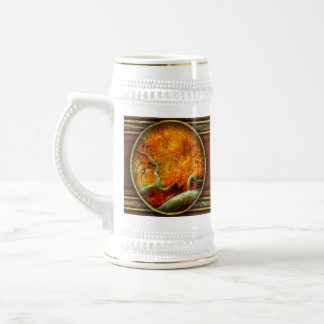 Autumn - Tree - Serpentine Mug