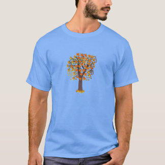 Autumn Tree with Leaves T-Shirt