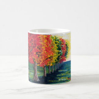 """Autumn Trees 1"" Mug"