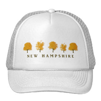 Autumn Trees - NH Hat