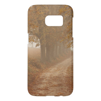 Autumn Trees Samsung Galaxy S7 Case