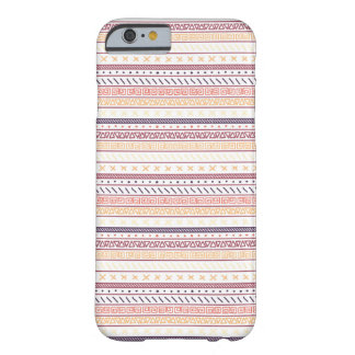 Autumn Tribal Phonecase Barely There iPhone 6 Case