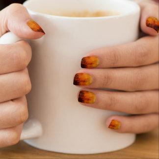 Autumn Twilight Nails Sticker