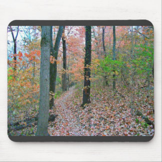Autumn Was Meant For Hiking Mousepads