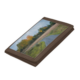 Autumn Way Trifold Wallet