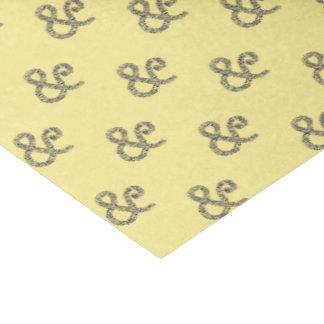 Autumn Wedding Mr & Mrs Party Tissue Paper