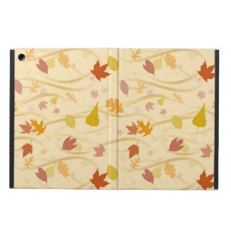Autumn Wind Background Cover For iPad Air