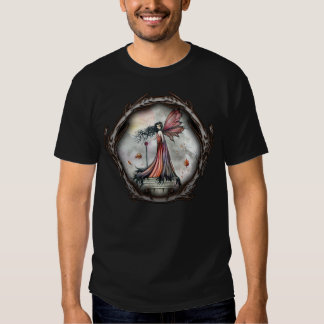 Autumn Winds Gothic Fairy Art Shirts
