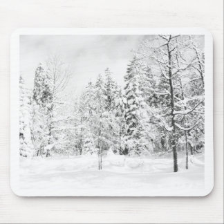 Autumn winter Leafs natural Trees Earth Beautiful Mouse Pad