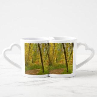 Autumn Woodlands Coffee Mug Set