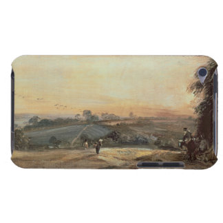 Autumnal Sunset Barely There iPod Case