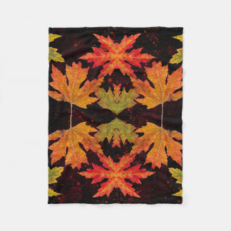 Autumns Bliss Fleece Blanket