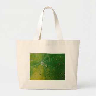 Autumn's Kiss Large Tote Bag