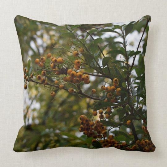 Autumn's ripening, cushion