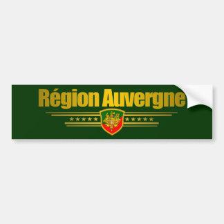 Auvergne Bumper Sticker