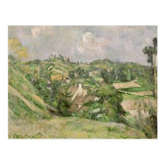 Auvers-sur-Oise Postcard