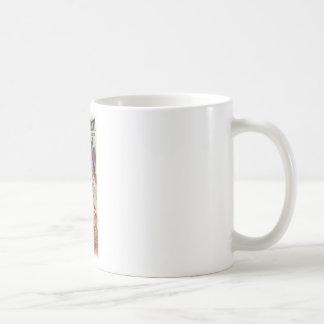 Aux Buttes Chaumont Basic White Mug