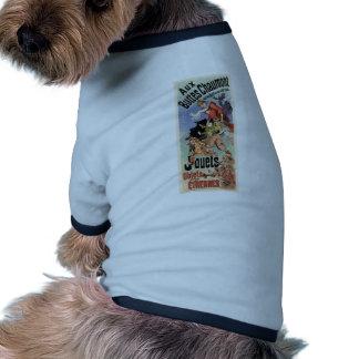 Aux Buttes Chaumont Doggie T-shirt