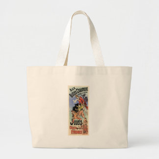 Aux Buttes Chaumont Jumbo Tote Bag