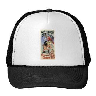 Aux Buttes Chaumont Mesh Hats