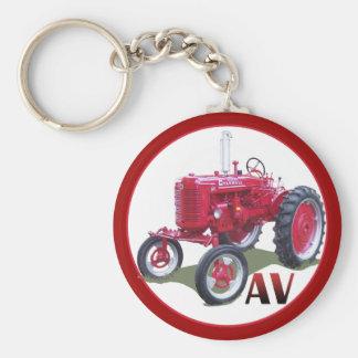 AV High Crop Keychain