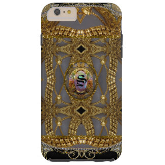 Ava Rue Gayla 6/6s Monogram Plus Tough iPhone 6 Plus Case