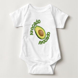 Avacodo Avacado Baby Bodysuit