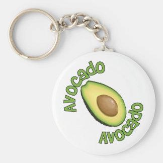 Avacodo Avacado Keychain