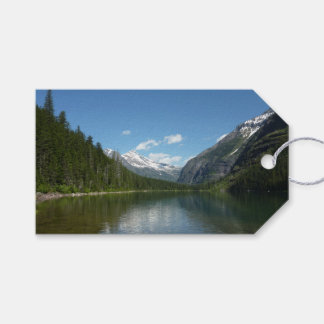 Avalanche Lake I in Glacier National Park Gift Tags