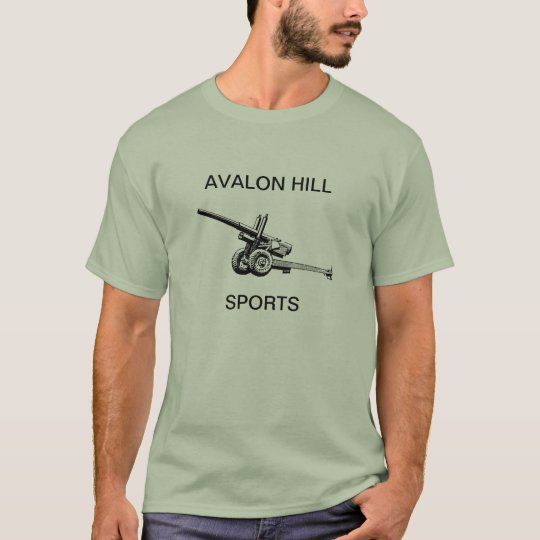 Avalon Hill Sports T-Shirt
