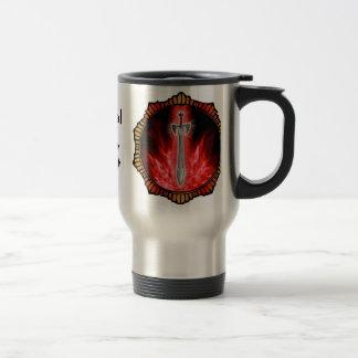 Avalon's Fury Travel Mug