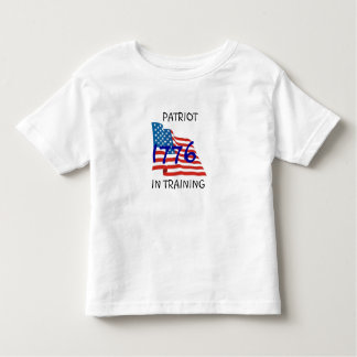 AVAPATRIOT TODDLER T-SHIRT
